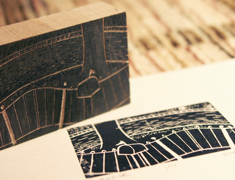 Wood Block Printing – History of Printing Series – Part 1