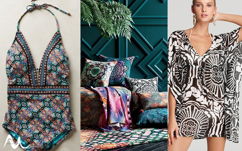 Fashion to Furnishings Tribal Boho Trend